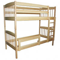 Двухъярусная кровать «Анкона» Сосна Ирель, фото 1