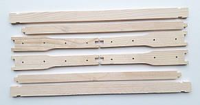 Рамки для ульев Рута с отверстиями и втулками, фото 2