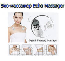 Биоимпульсный эхо массажер Echo Massager на русском языке