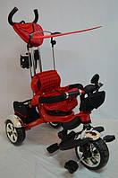 Велосипед трехколесный Lexus-Trike LX-600 Красный