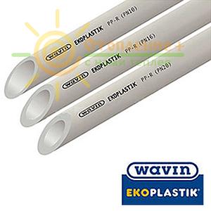 Труба Wavin pn 16 (диаметр 20)