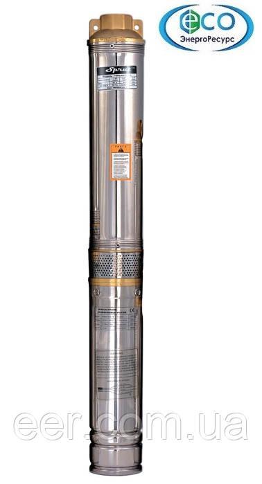 Насос центробежный многоступенчатый скважинный Sprut 100QJD210-0.75