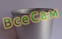 Форма для выпечки пасхи алюминиевая №2 0,55 л