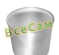 Форма для выпечки пасхи алюминиевая №3 0,75 л