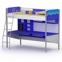 Серия «Ocean» Кровать-чердак BRIZ