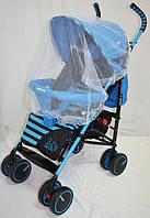 Прогулочная детская коляска-трость Sigma  BYW-312.