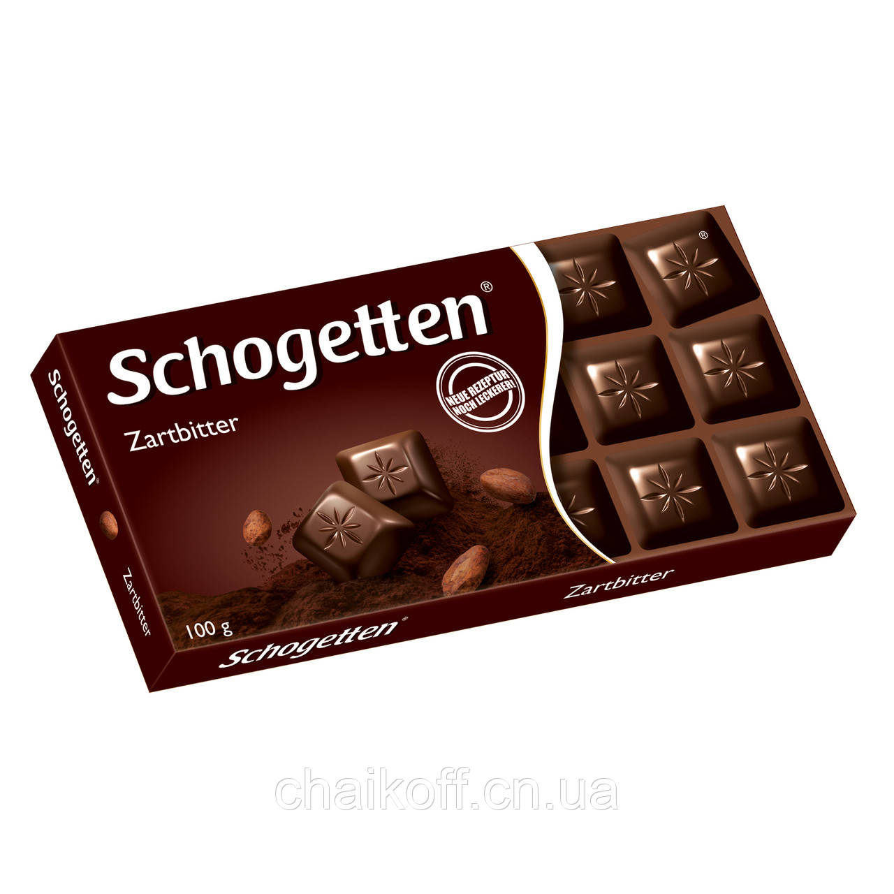 Шоколад Schogetten  Dark Chocolate 100 г (Германия)