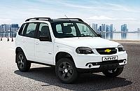 Силовые обвесы Chevrolet Niva, кенгурятники и пороги