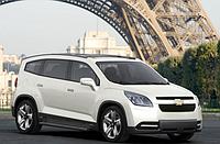 Силовые обвесы Chevrolet Orlando, кенгурятники и пороги