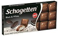 Шоколад Schogetten Black & White  100 г (Германия), фото 1