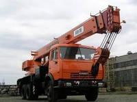 Автокран КТА-28