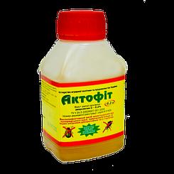 Актофит - биопрепарат для защиты растений от колорадского жука, клещей и прочих насекомых
