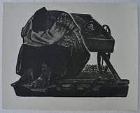 Н.Т. Попов ,,Повозка,, 1966.