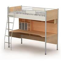 Серия «Mega» Кровать-чердак BRIZ