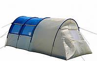 Комфортная четырехместная палатка Coleman 3017