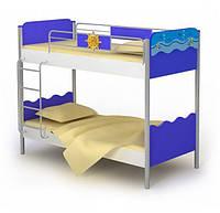 Серия «Ocean» Кровать двухъярусная BRIZ