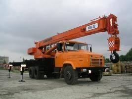 Автокран КТА-32, фото 2