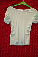 Нарядная женская футболка
