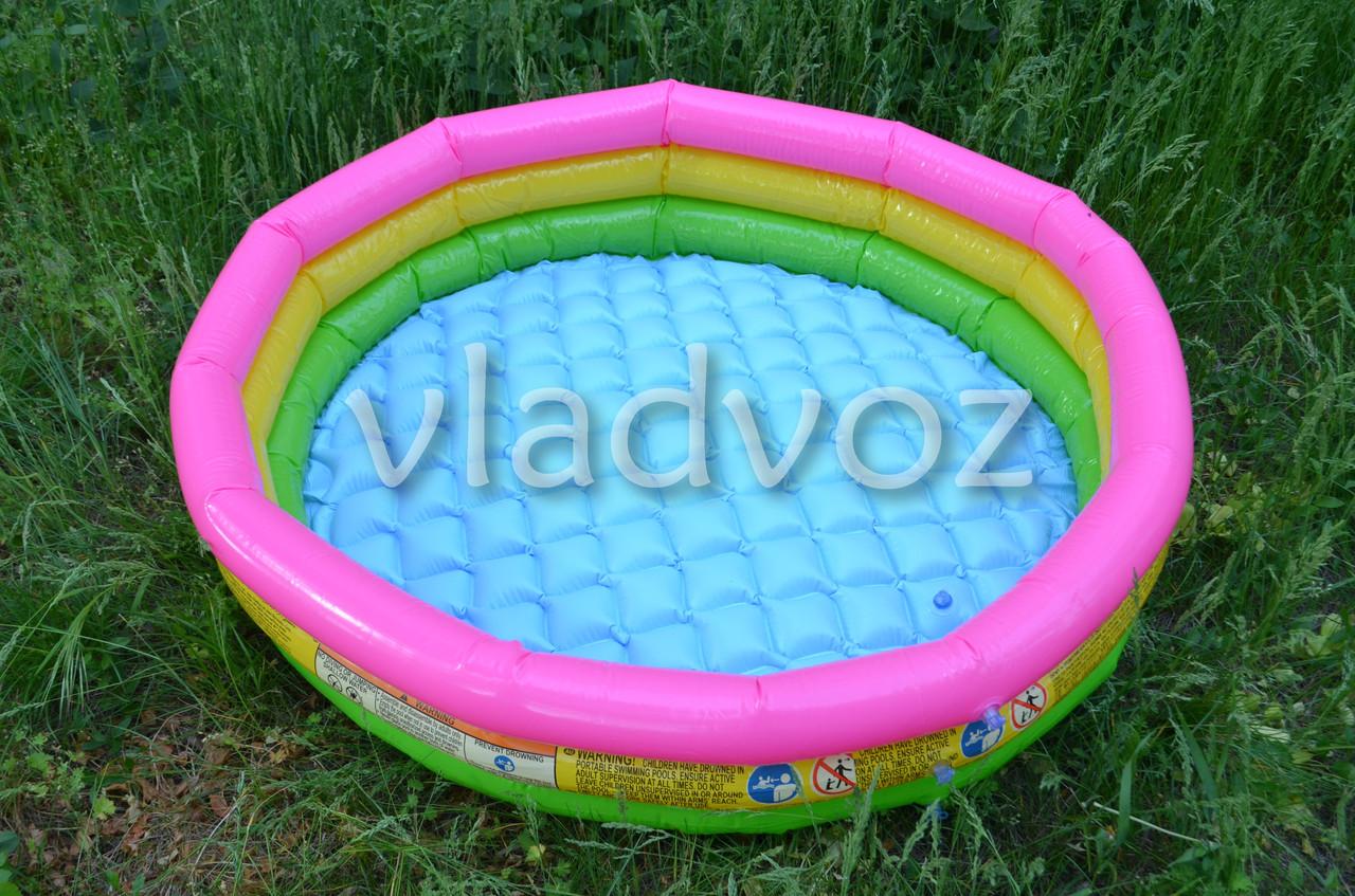 Детский надувной бассейн Intex 57412 113-26см 173л