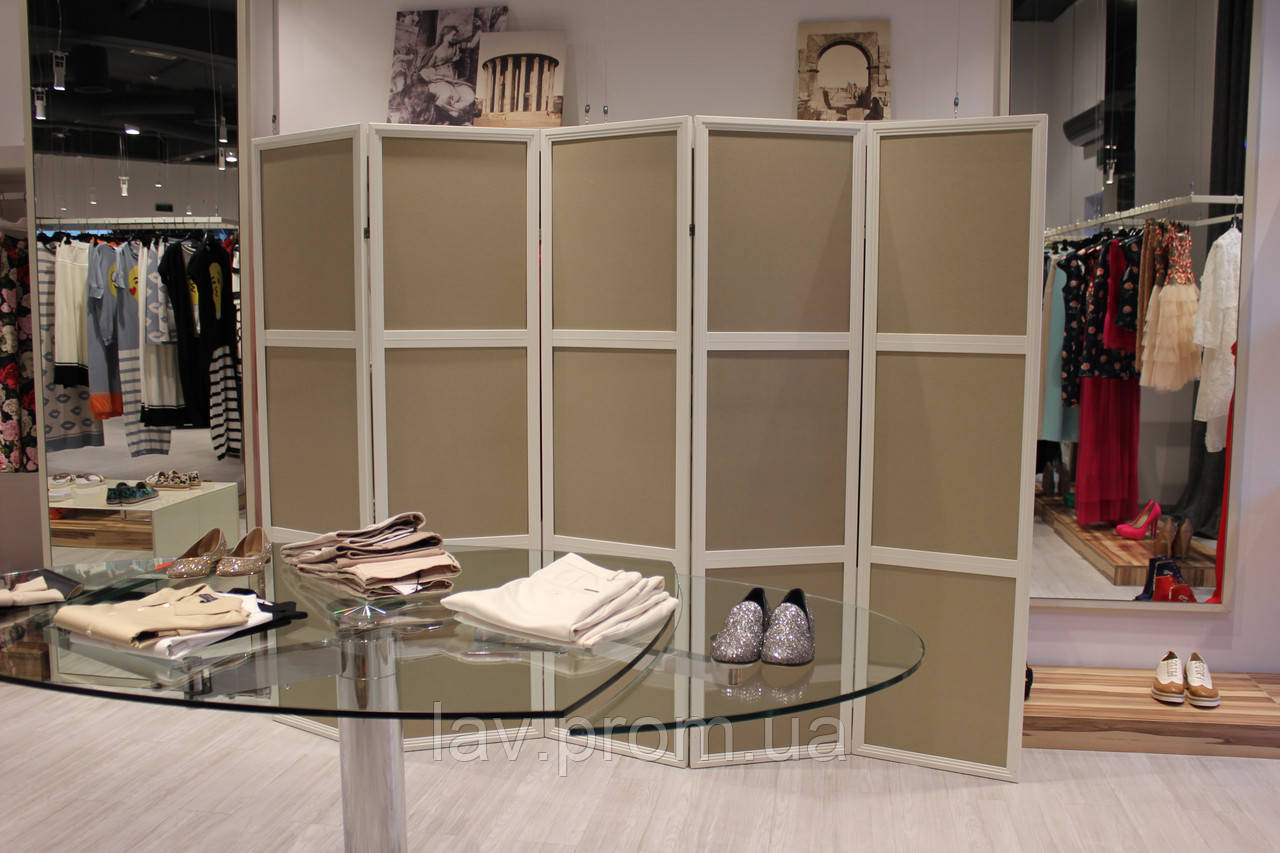 2871441e516ca Ширма для магазина одежды. Цена за секцию. - Ширма на заказ в Киевской  области
