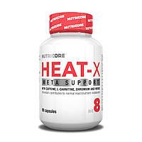 Жиросжигатель Nutricore Heat-X (90 caps)