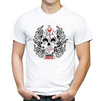"Мужская футболка ""Hard rock"""