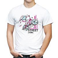 """Мужская футболка """"Street ryder"""""""