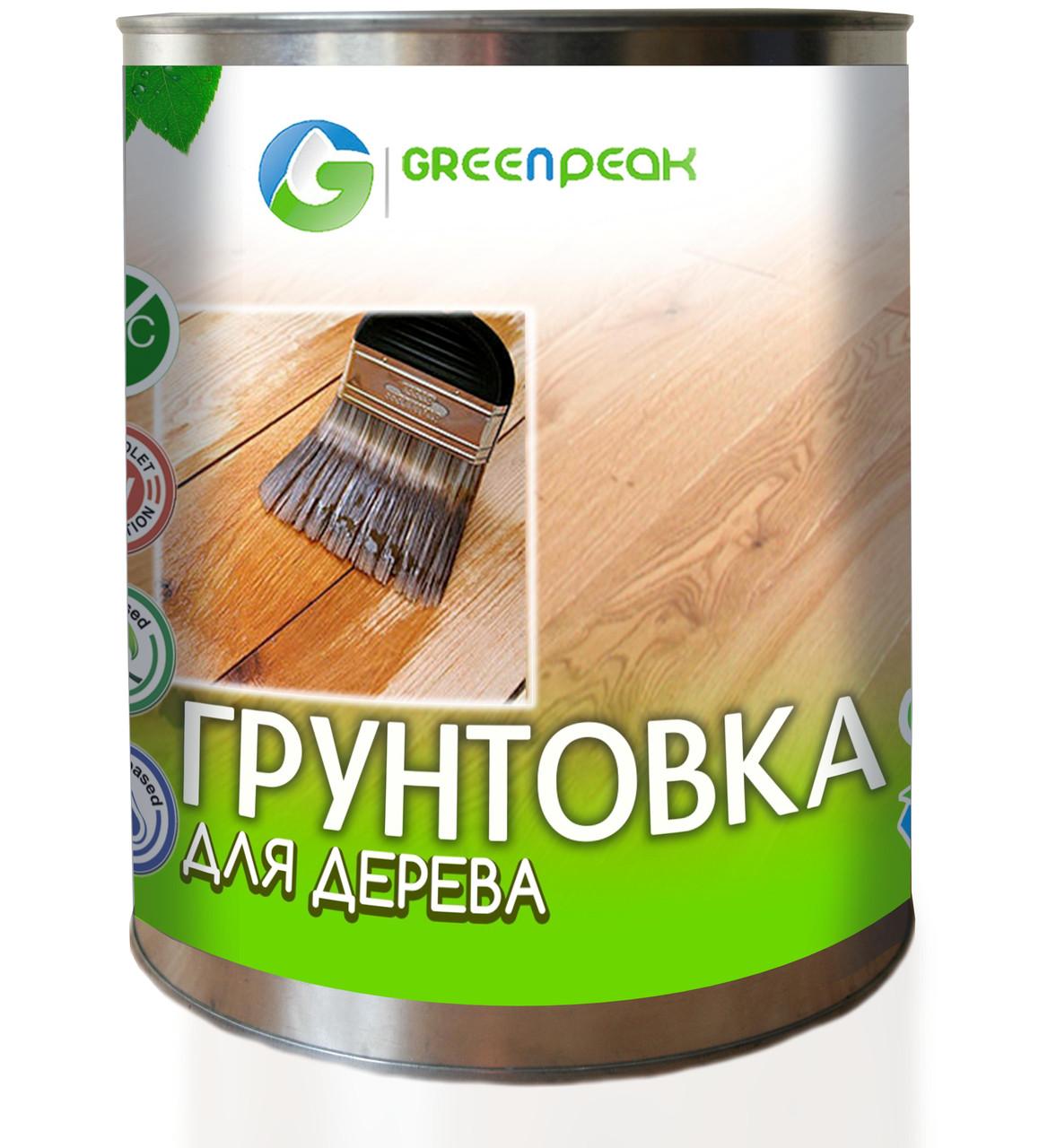 GREENSAVE-Grund : Био-грунтовка для дерева