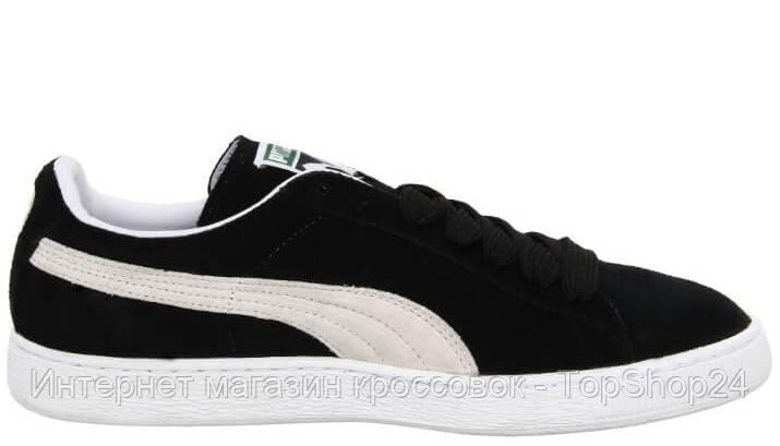 Купить Мужские кроссовки Puma Suede Classic