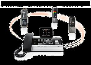 DECT IP телефон Gigaset DX800A PRO, фото 3