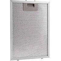 Многоразовый жировой алюминиевый фильтр для вытяжки 205*415