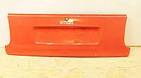 Крышка багажника (низ купе) паяная красная б/у Smart ForTwo 450 Q0000640V016C04L00