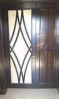 Двери деревянные 1