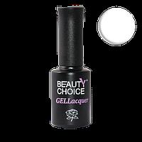 Гель- лак Beauty Choice цветной(Ультра-белый) GV-01