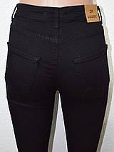 Джинсы женские Чёрные AROX американка Батал2020, фото 3