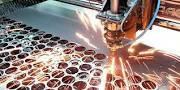 Резка металла лазером