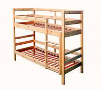 Кровать двухъярусная Babygrai из сосны