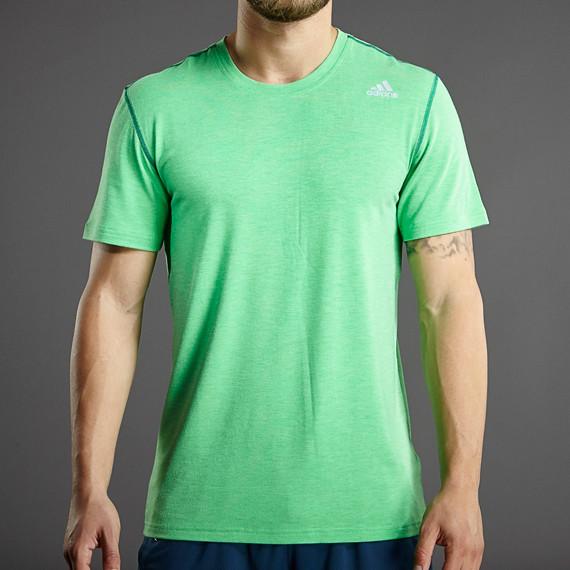 Футболка спортивная, мужская adidas Climalite+ Prime T-Shirt M30834 адидас