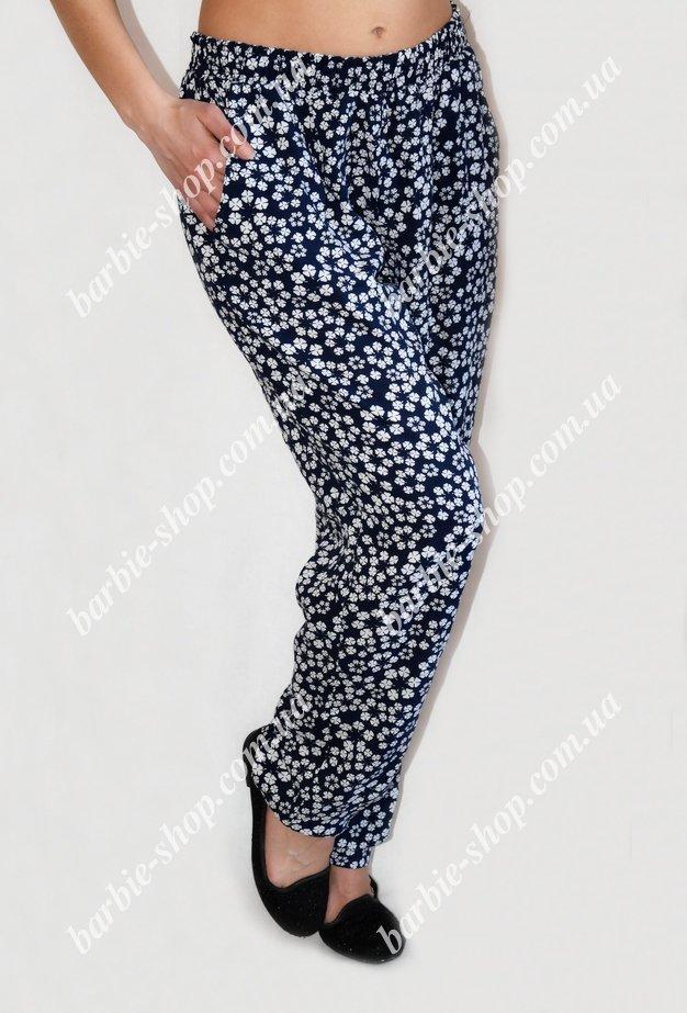 Женские брюки большого размера купить