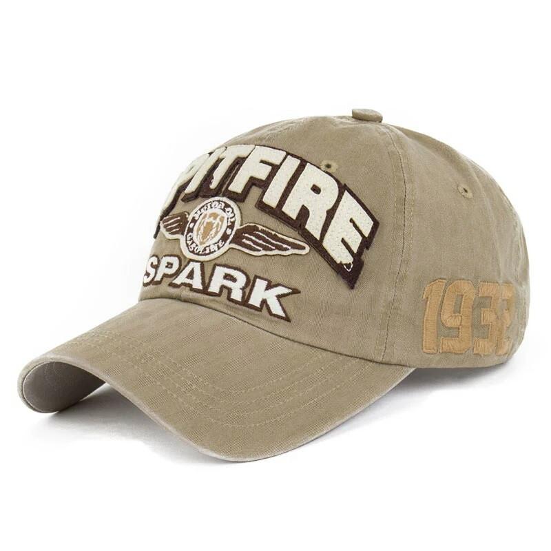 Бейсболка SpitFire Spark. Хаки.