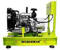 Дизельный генератор Dalgakiran DJ 22 NT