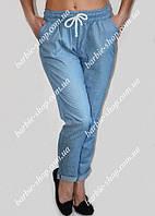 Молодежные брюки под джинсы 01754