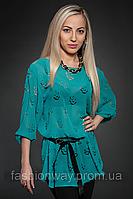 Блуза женская стильная, модная блуза оптом и в розницу, фото 1
