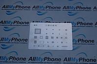 BGA-трафарет для мобильного телефона Samsung Galaxy G900H S5