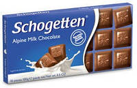 Шоколад Schogetten Alpine Milk Chocolate 100 г (Германия)