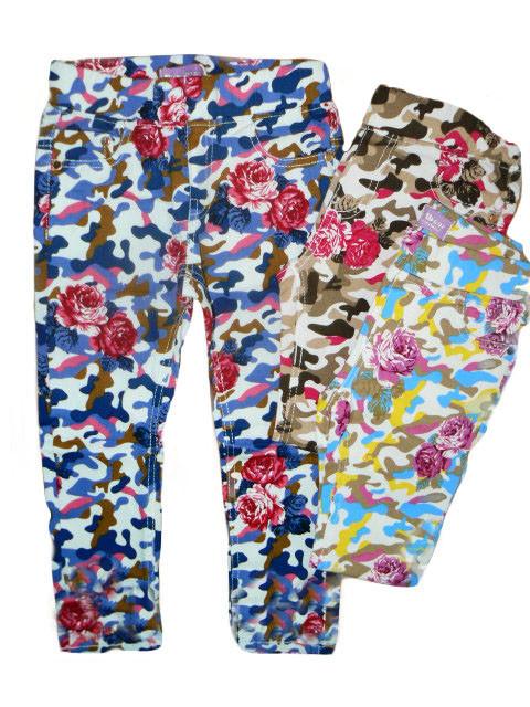 Брюки для девочек, Nice Wear, размеры 98, арт. GC1555