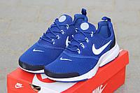 Кроссовки Nike Air Presto Fly Uncaged ярко синие 2170