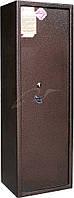 Сейф оружейный Лука ШЗБ-125.125x40x28 см