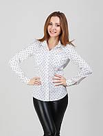 Классическая женская рубашка - 973