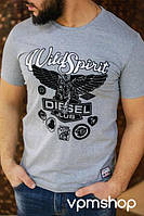 Мужская футболка Diesel